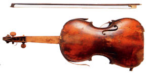 The fiddle of James Macpherson